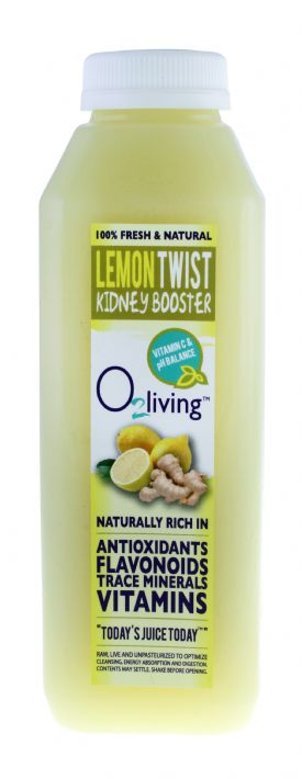 Lemon Twist Kidney Booster