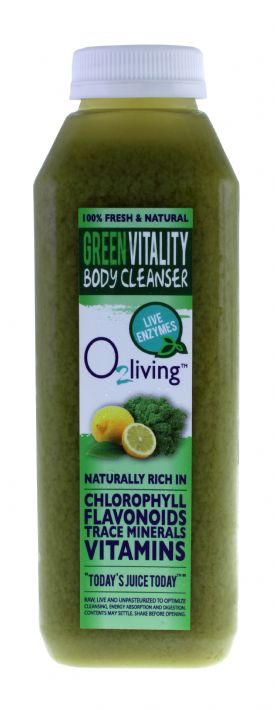 Green Vitality Body Cleanser