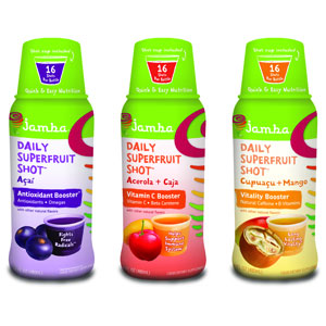 Jamba Daily Superfruit Shots