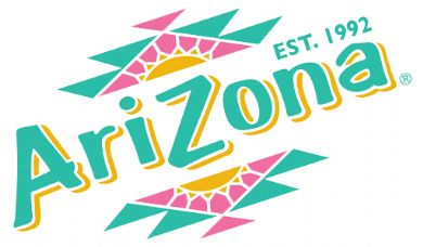 'AriZona Beverage Co.' from the web at 'http://webimgs.bevnet.com/companies/278202.sunburst-teal.jpg'